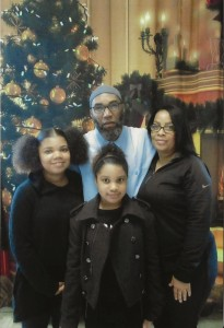 Photo of Willie Clay and family